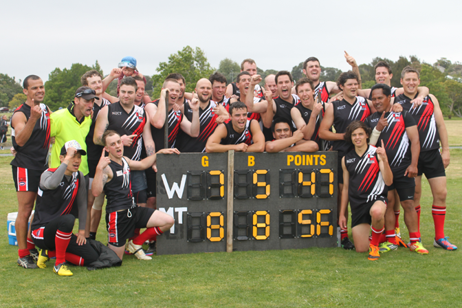Saints Win 2012 Grand Final